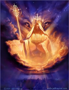 Lion of the tribe of judah image