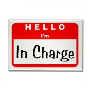 in-charge