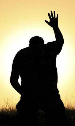 Preying-or-praying