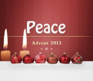 Advent 2013 Peace
