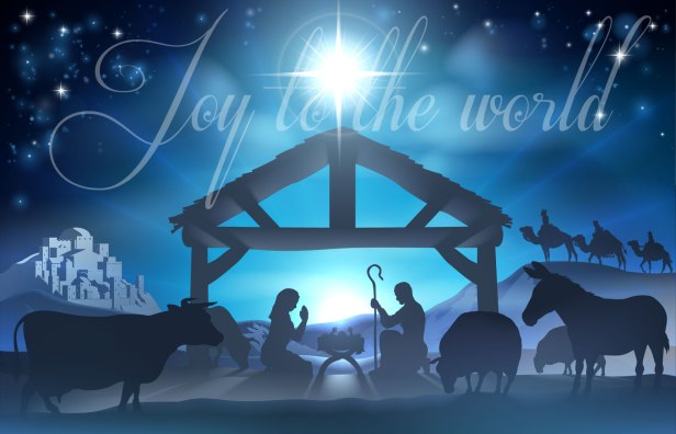 manger scene blue [w joy to the world]-01