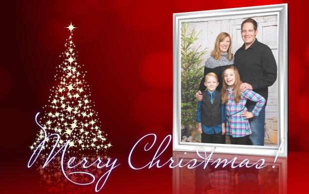 Dorman Family Christmas 2017