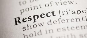 respect-definition